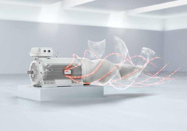 ABB Alçak Gerilim AC Motor